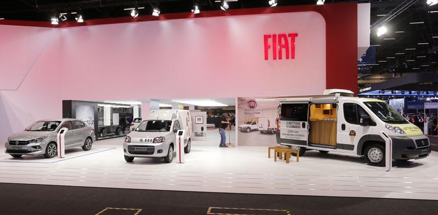 Fiat lança plataforma de produtos, serviços e soluções para frotistas