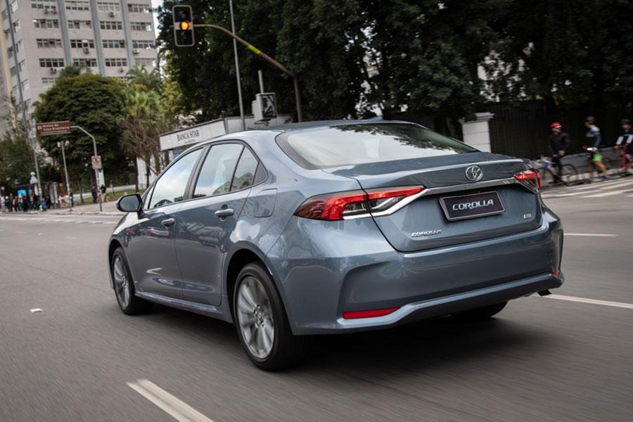 Toyota do Brasil/Divulgação