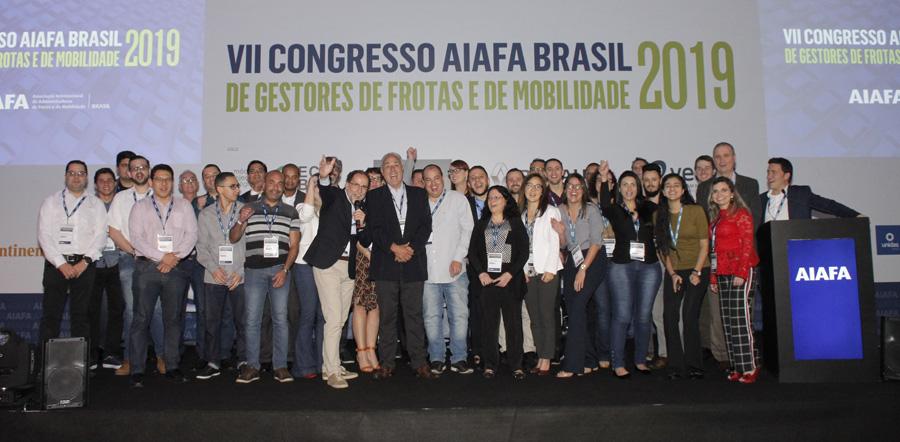 Informação e inovação marcam o VII Congresso AIAFA Brasil de Gestores de Frotas e de Mobilidade