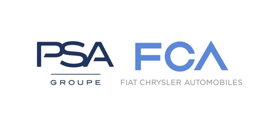 FCA e PSA anunciam fusão