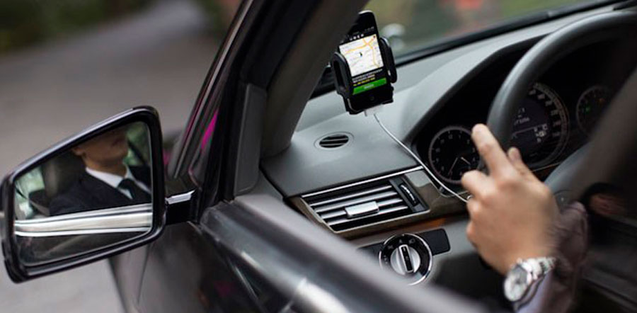Condutores de aplicativos optam por carros alugados