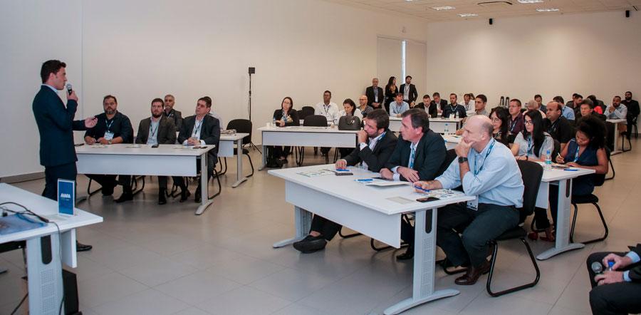 Workshop em São Paulo debate segurança e conectividade