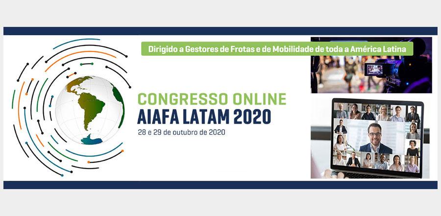 Congresso Online AIAFA Latam é realizado com sucesso