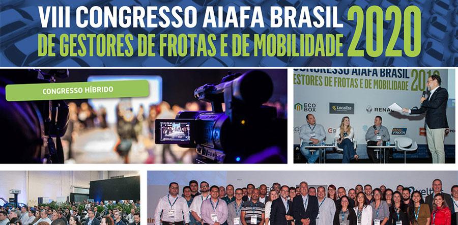 Inscrições abertas para o Congresso AIAFA Brasil