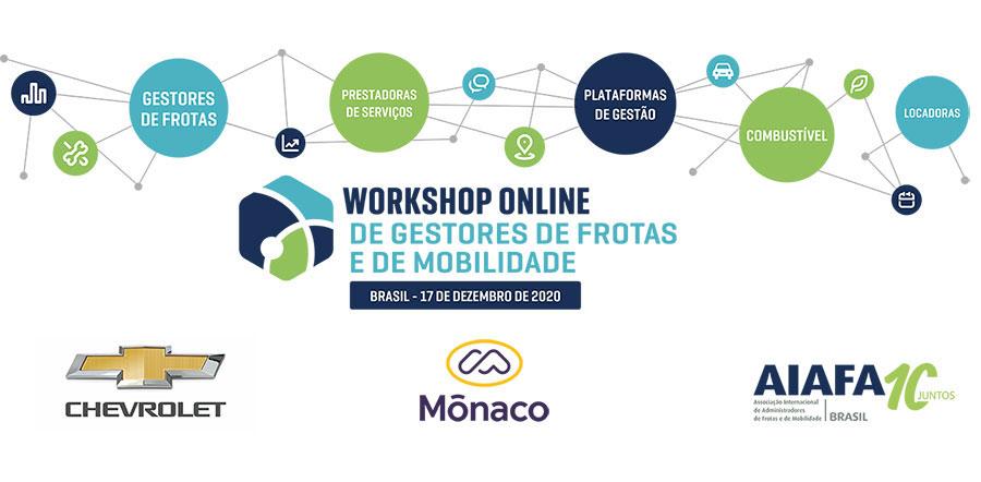 AIAFA Brasil encerra agenda de eventos do ano com Workshop Online