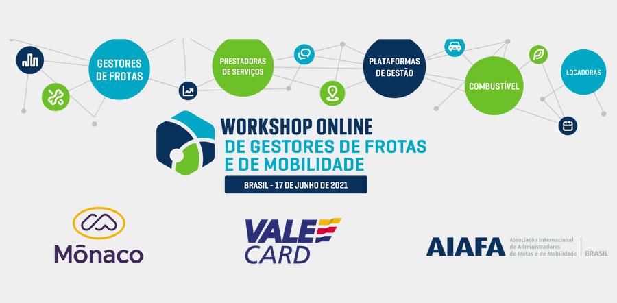 Workshop Online mostra resultados práticos de soluções para frotas