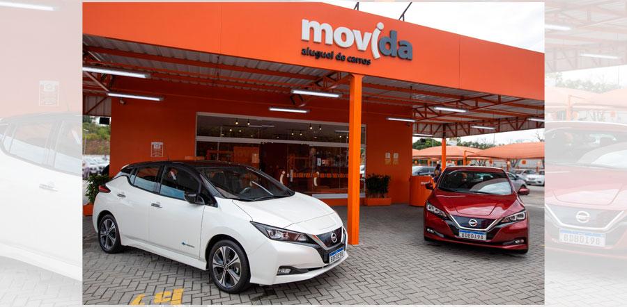Setor de locação tem mais de 1,5 mil veículos elétricos, aponta Abla