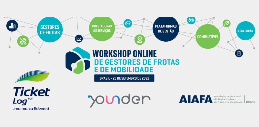 Workshop Online apresenta soluções tecnológicas e educacionais para frotas