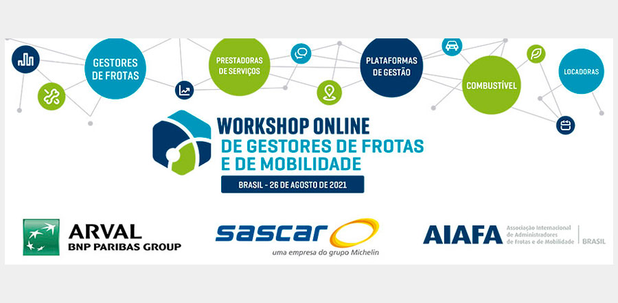 Workshop Online debate tendências em tecnologia e frota elétrica